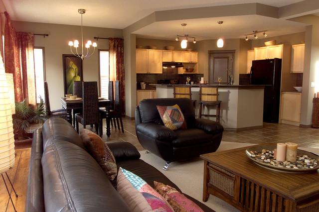 Royal Oak Home Klassisch Modern Wohnzimmer