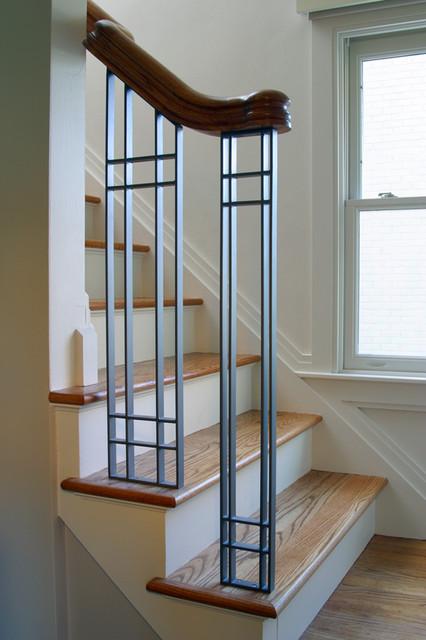 Royal Oak Contemporary, MI contemporary-family-room