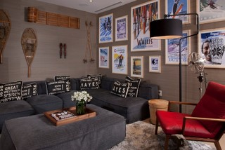 Solaris, Vail rustic-family-room
