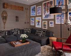 Solaris, Vail eclectic family room