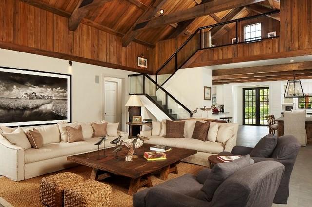 Modern Cabin Bedding: Rustic Modern Cabin
