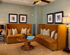 S. Naples, Las Vegas NV contemporary family room