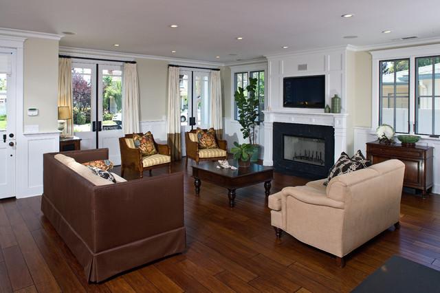 San Bernardino, Costa Mesa traditional-family-room