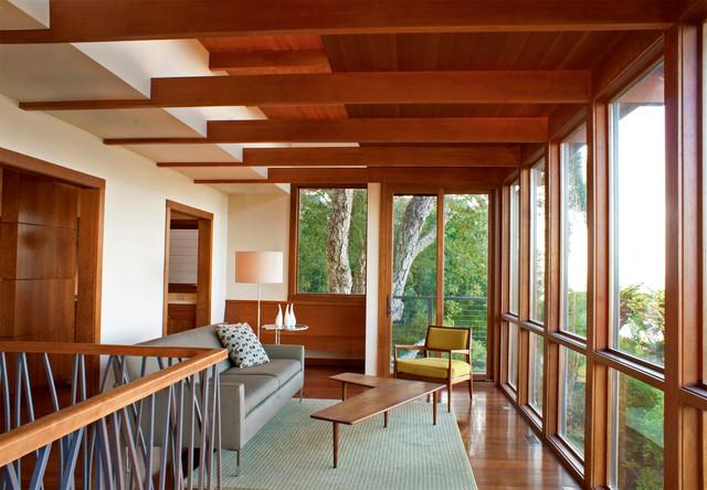 Sausalito Renovation modern-family-room