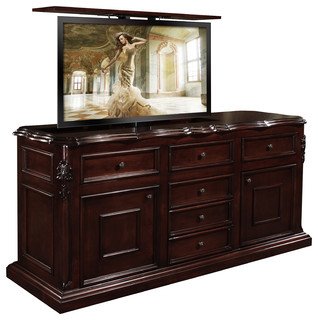 scarlet tv lift furniture us made tv lift furniture by cabinet tronix traditional family room san diego by tv lift cabinet by cabinet tronix