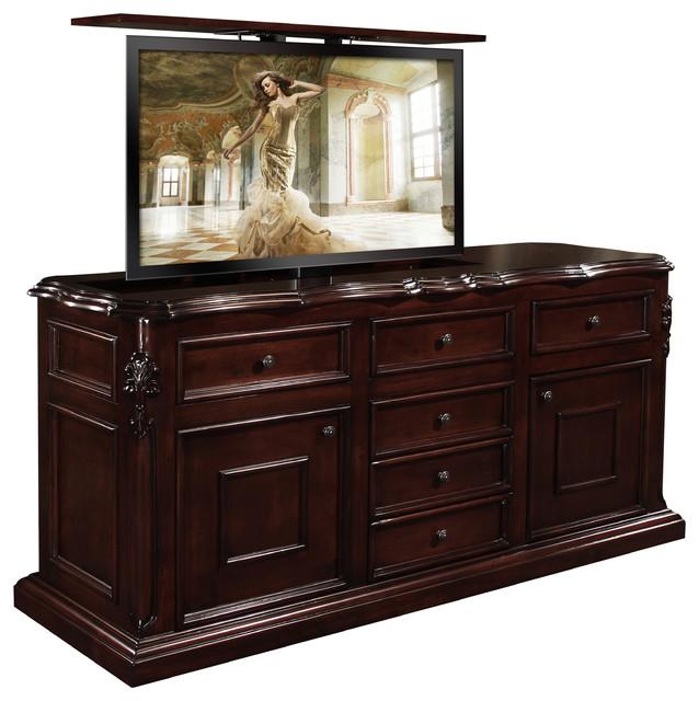 Scarlet Tv Lift Furniture Us Made, Tv Lift Furniture