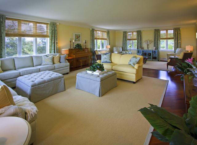 Sea Girt Shore Portfolio traditional-family-room