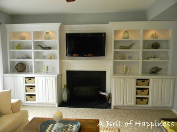 3 Creative Storage Solutions For The Family Room Home