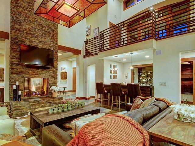 Serrano Lot #104-H4 craftsman-family-room
