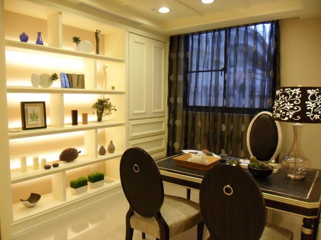 Shaker Interior design contemporary-family-room