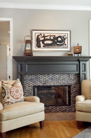 Shawnee Home eclectic family room