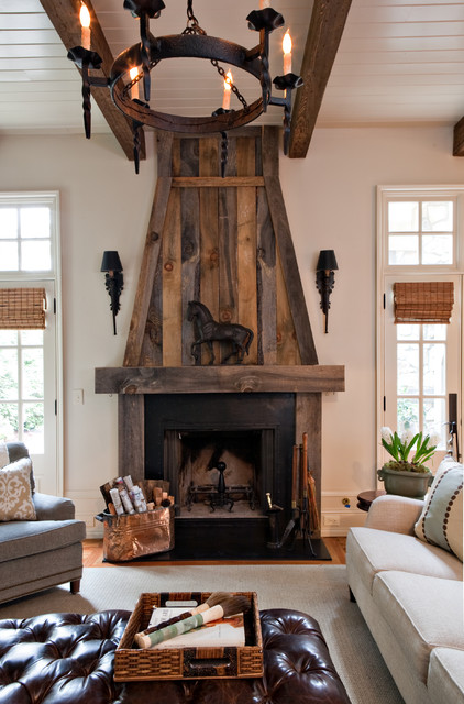 Sherry Hart - Traditional - Family Room - atlanta - by sherry hart