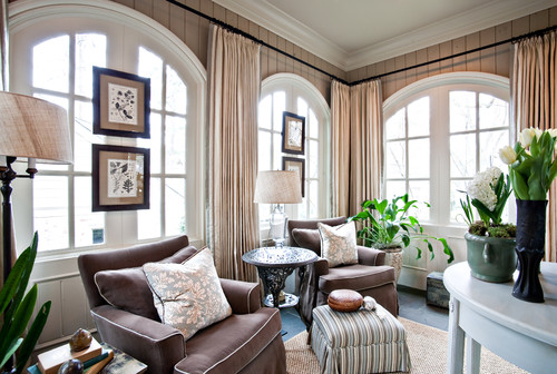 Sherry Hart traditional family room