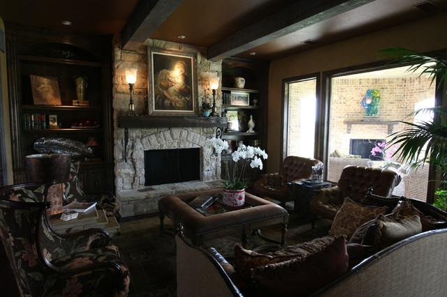 Showcase Of Homes Traditional Family Room