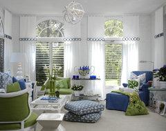 Showhouse contemporary-family-room