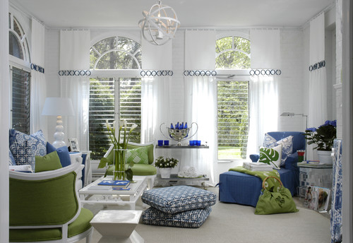 Houzz Photos 96506 Showhouse Contemporary Family Room Other Metro