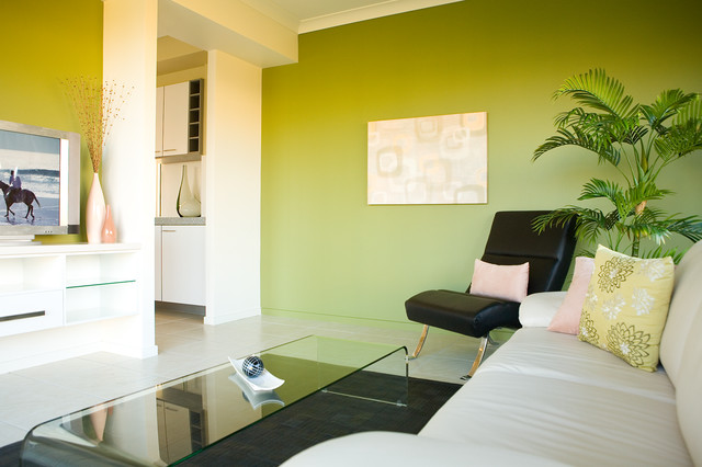Silkwood Contemporary Family Room Brisbane By