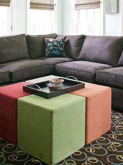 Slobproof! in Bethesda eclectic-living-room