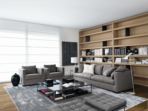 Belmondo Sofa modern family room