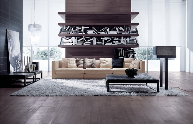 Bilbao Sofa 02144 modern family room