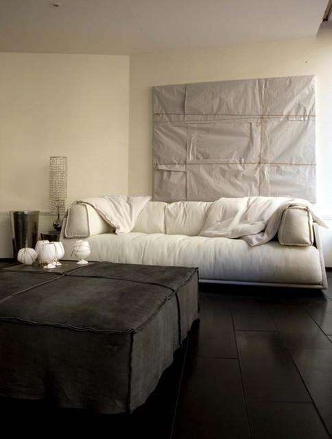 Sofa 08166 Modern Family Room Philadelphia By Usona
