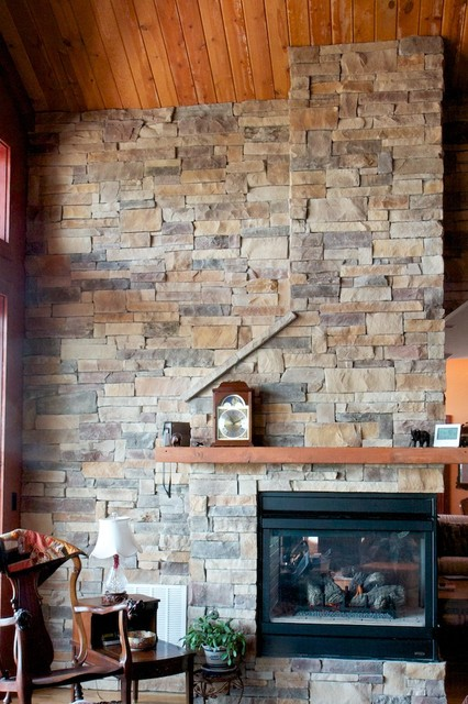 Some of Our Favorite Fireplaces traditional-family-room