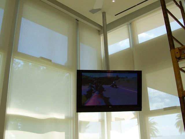 Sound and Vision Design contemporary-family-room