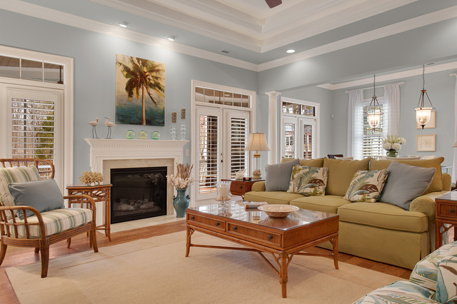 South Carolina Beach Theme Home Beach Style Family