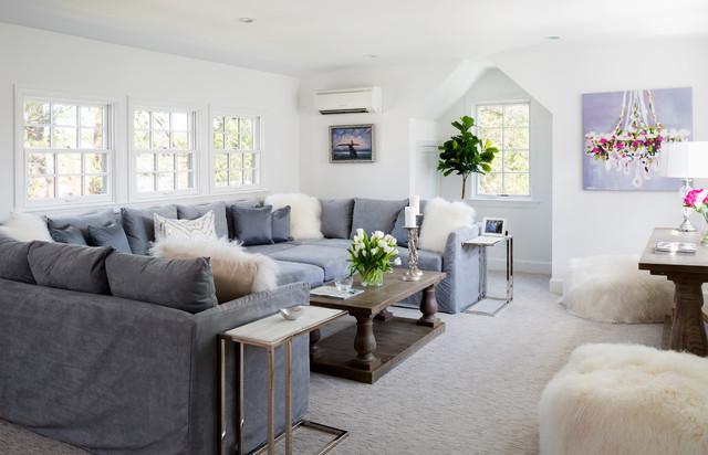 Grey Carpet Living Room Designs