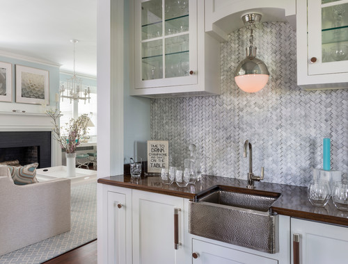Attractive Farmhouse Sinks Brushed Nickel
