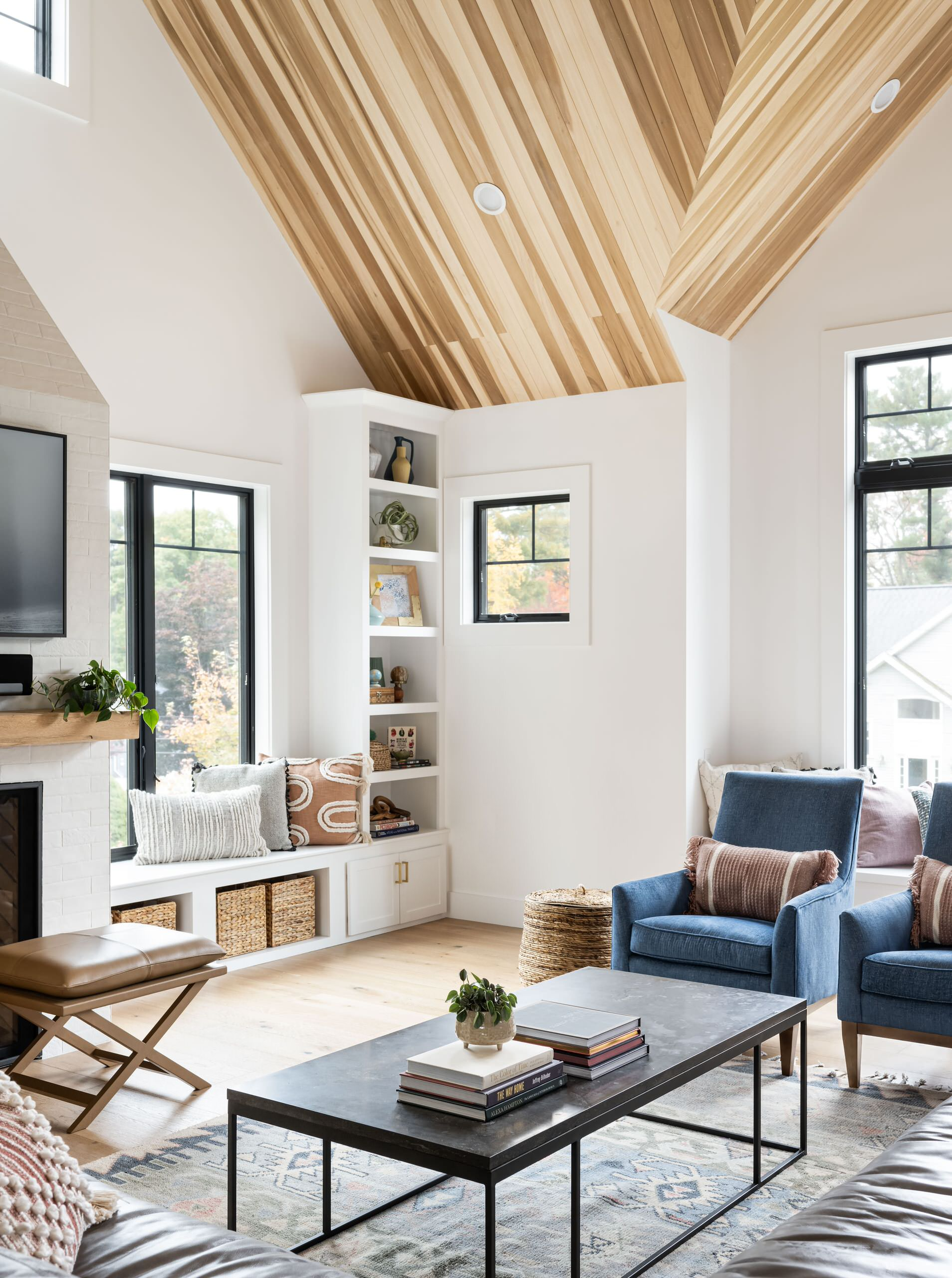 Split to modern farmhouse