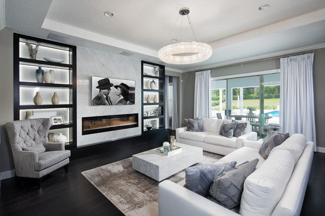 Steeple Chase   Contemporary   Family Room   Orlando   By ...