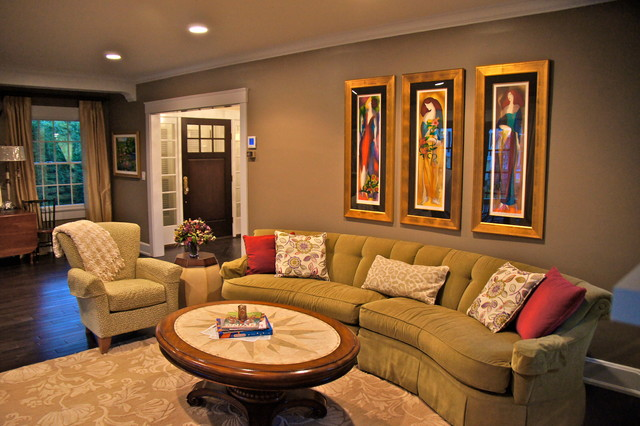 Sterling Homes Remodel contemporary-family-room