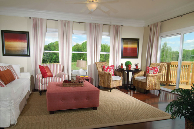 Sun Room eclectic-family-room