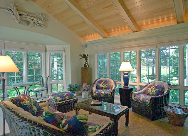 Sun Room traditional-family-room