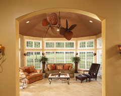 Sunroom Addition traditional-family-room