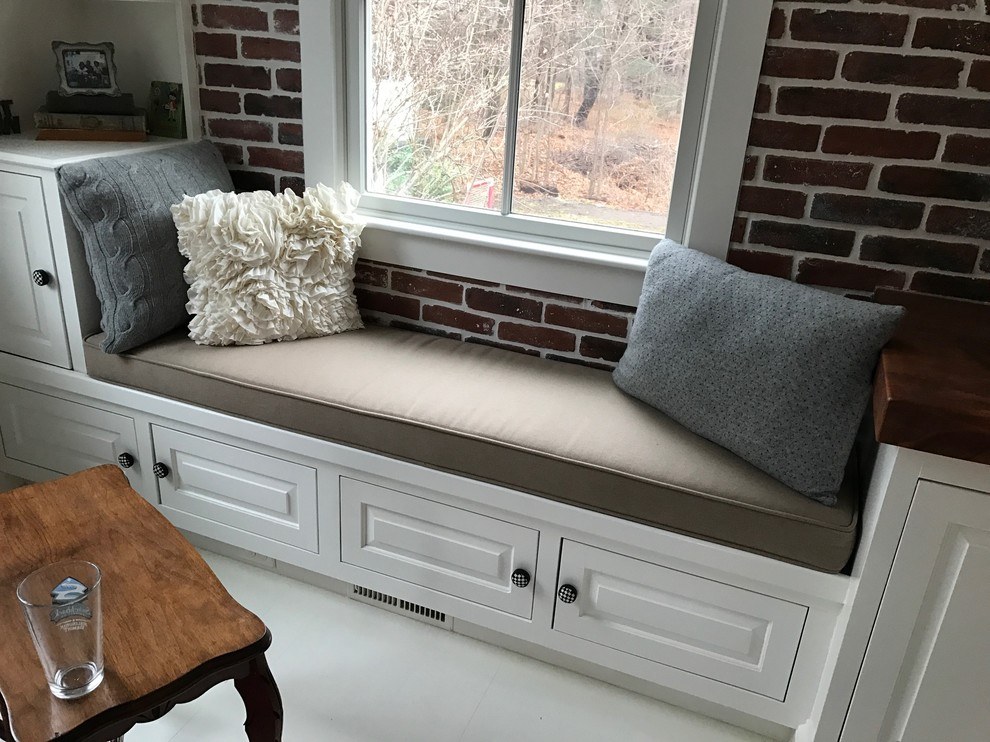 Swing Seat and Window Bench