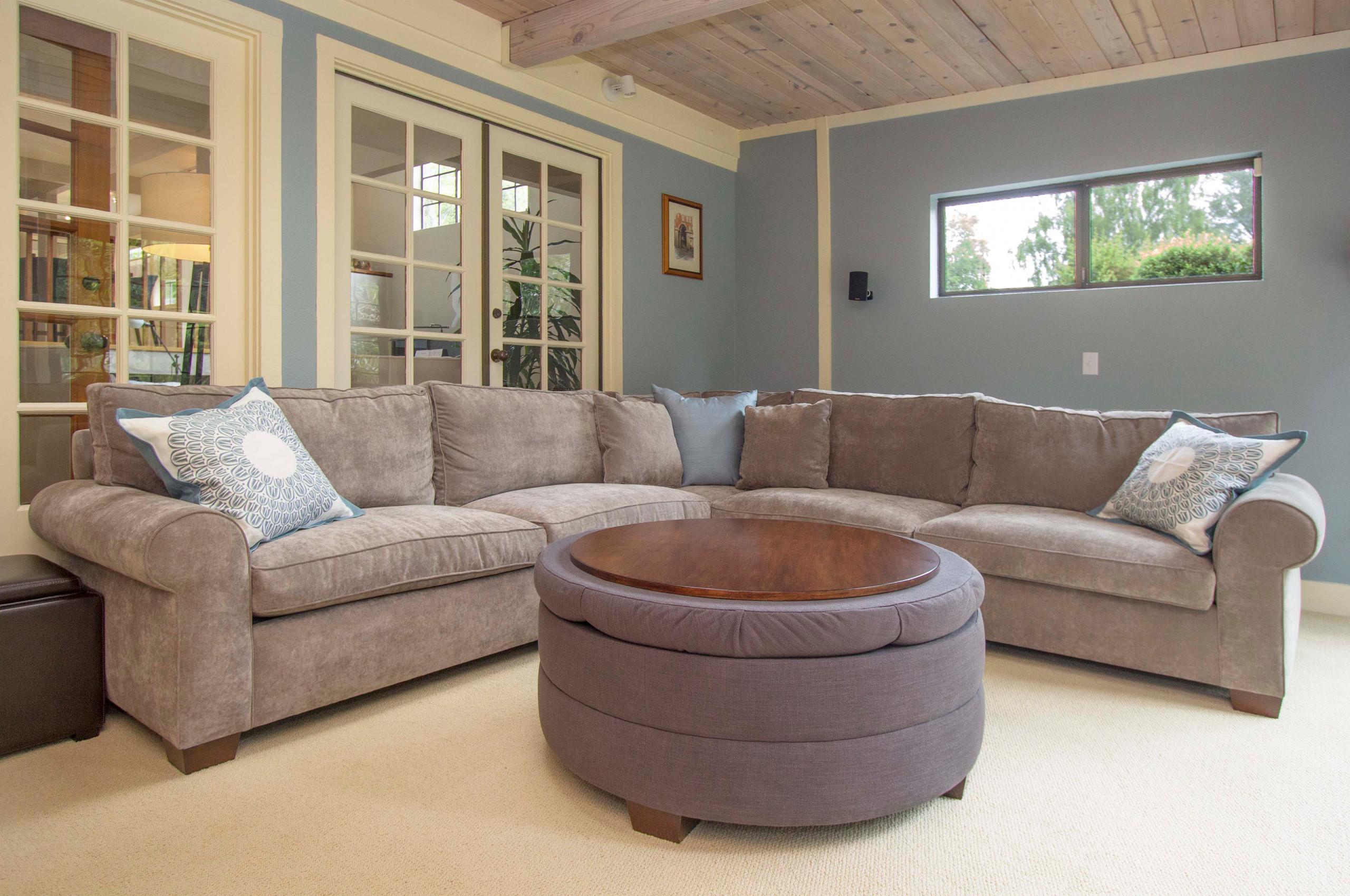 Sycamore Park living area re-do