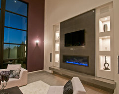 SYNERGY, Great Room modern-family-room