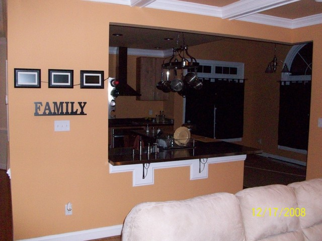 The 1st House We Built (Interior) traditional-family-room