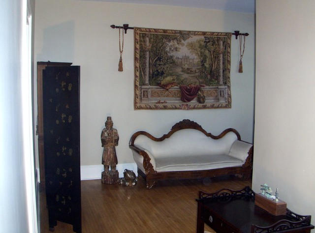 The Barberry House traditional-family-room