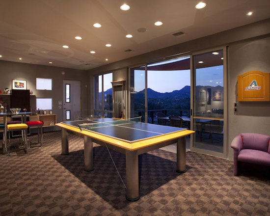 Delighful Modern Mansion Game Room Design Ideas Pictures Remodel And Decor For Decorating