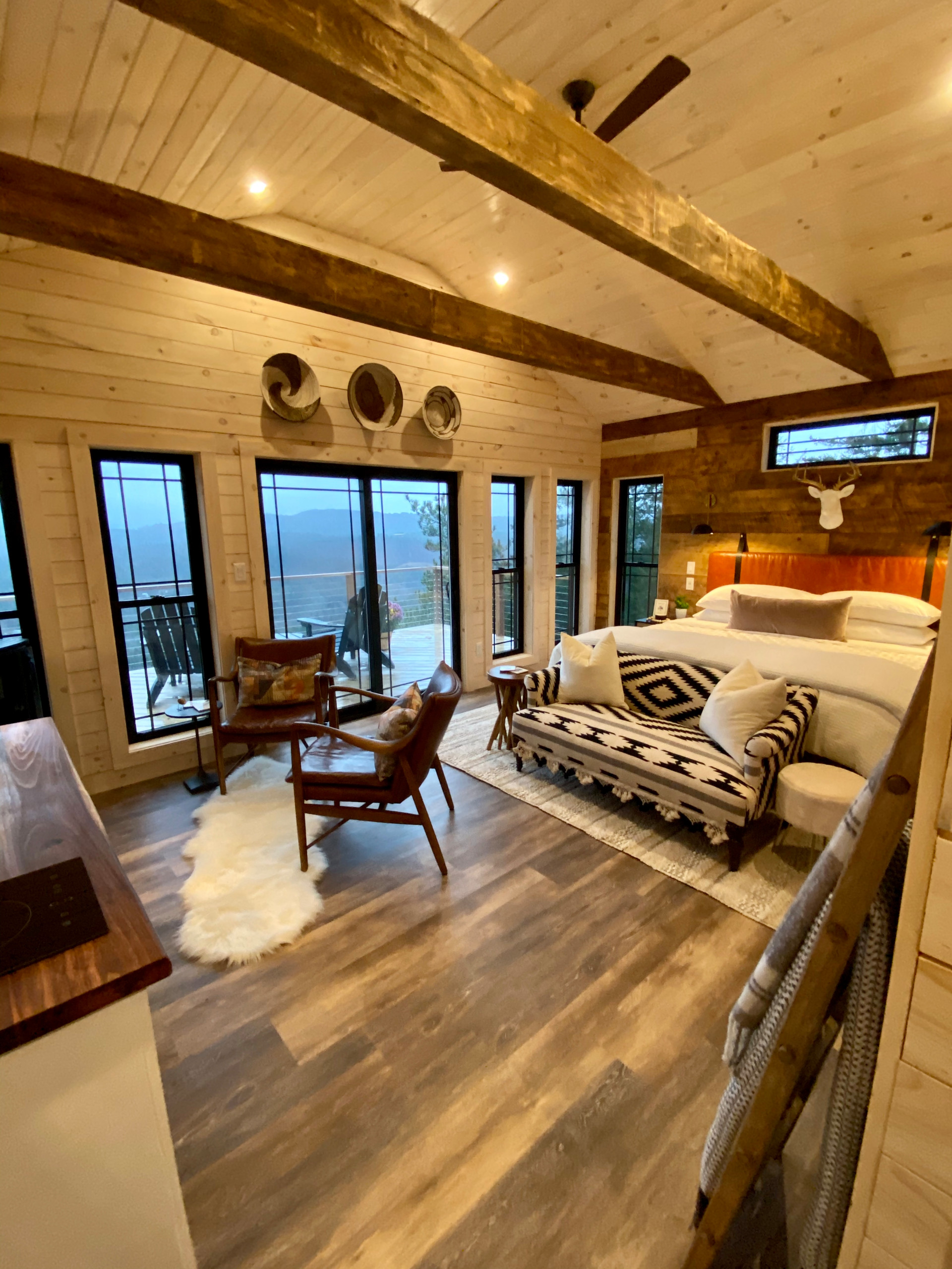 The Cliff Cabin