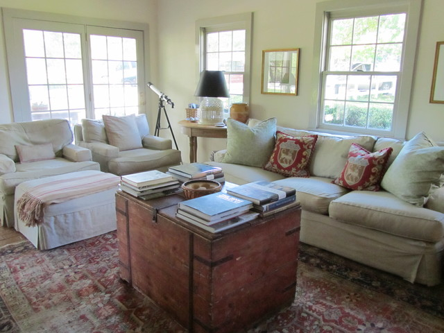 """The """"Great"""" Family  Room traditional-family-room"""