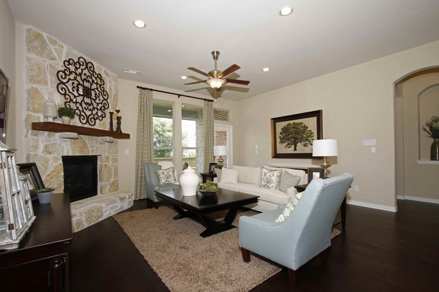 The Heights at Westridge traditional-family-room