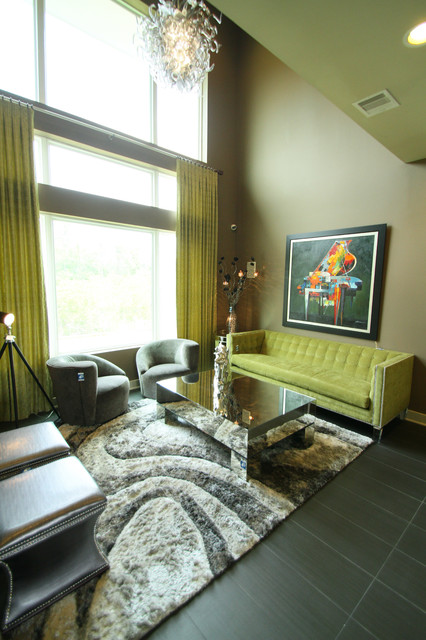 The Midtown contemporary-family-room
