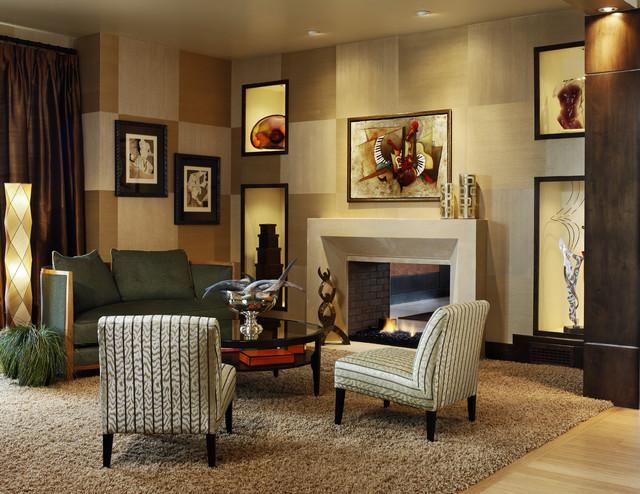 Modern Stone Fireplace Designs: The Monroe, Pointe, And Box Modern Stone Fireplace Mantels