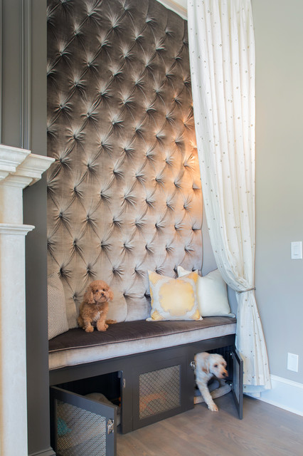 The New Southern - Transitional - Family Room - atlanta - by Pineapple ...