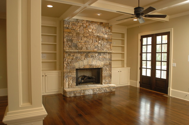 The Park at Oglethorpe rustic-family-room