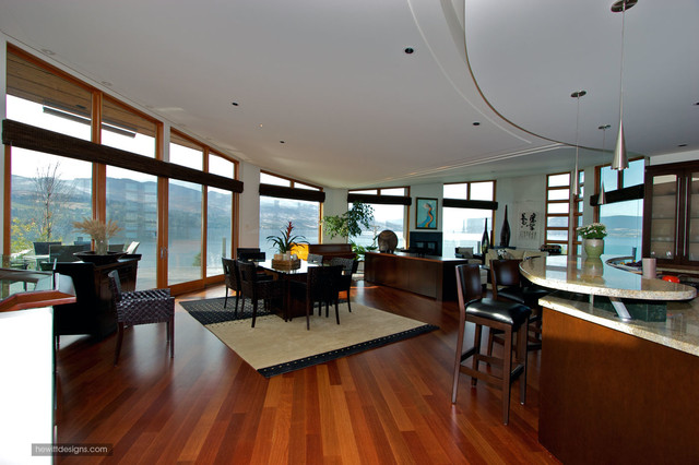 The Point contemporary-family-room